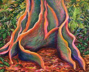 A'a na Tumu Mape - Mape Tree Roots