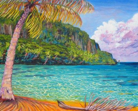Baie de Maroe, Maroe Bay Huahine,