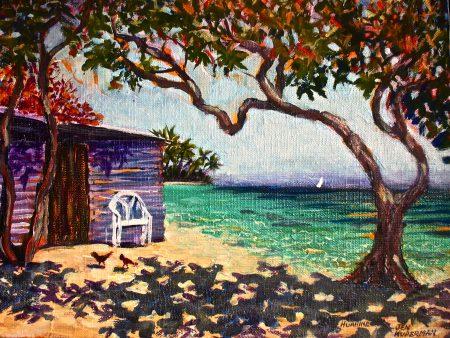 IMG'Motu Coast, Maeva'